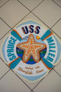 USS Spruce Miller