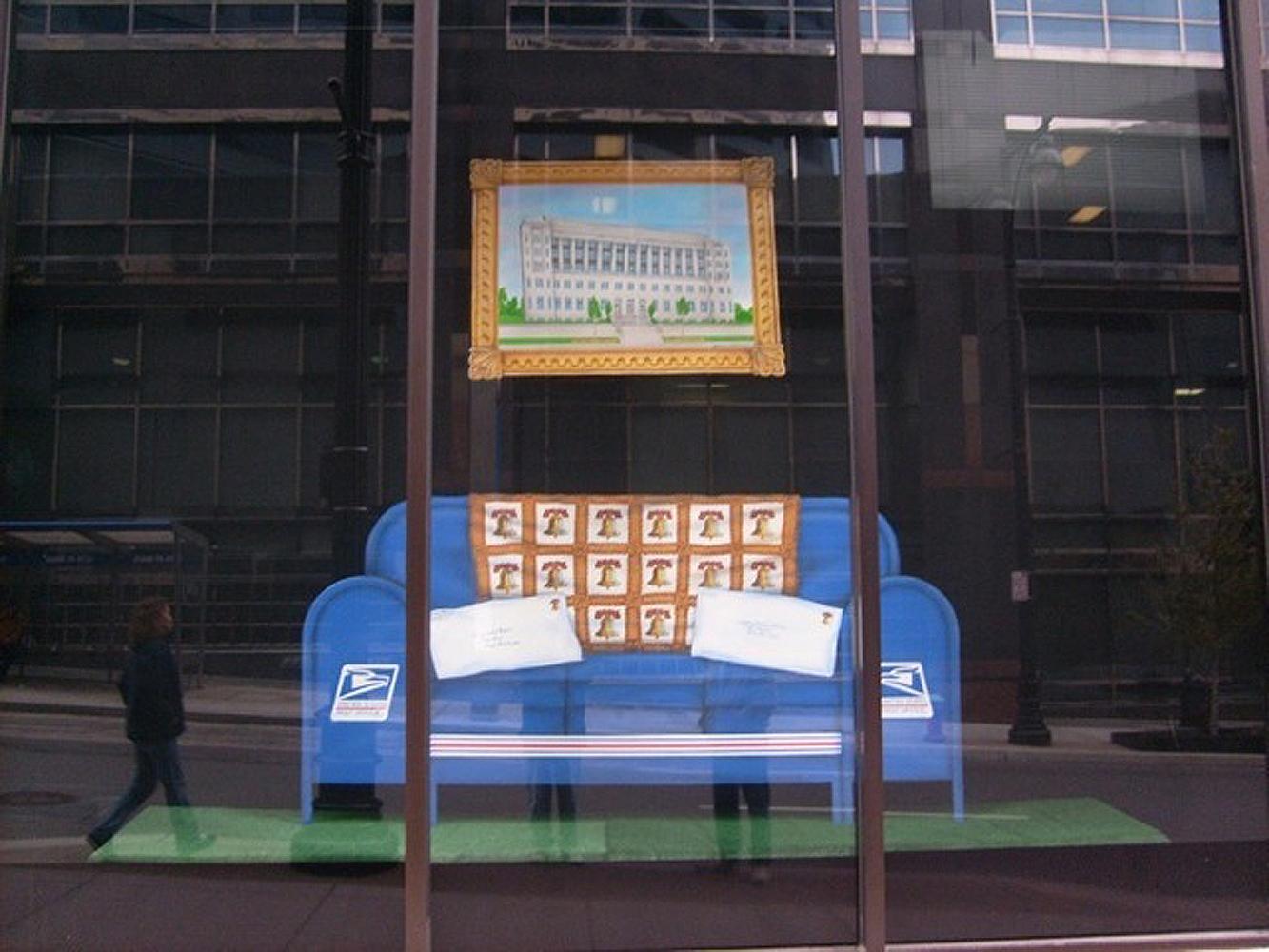 Post Office Sofa