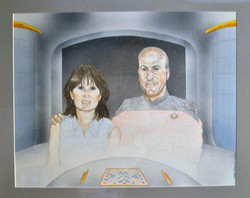 Star Trek Couple