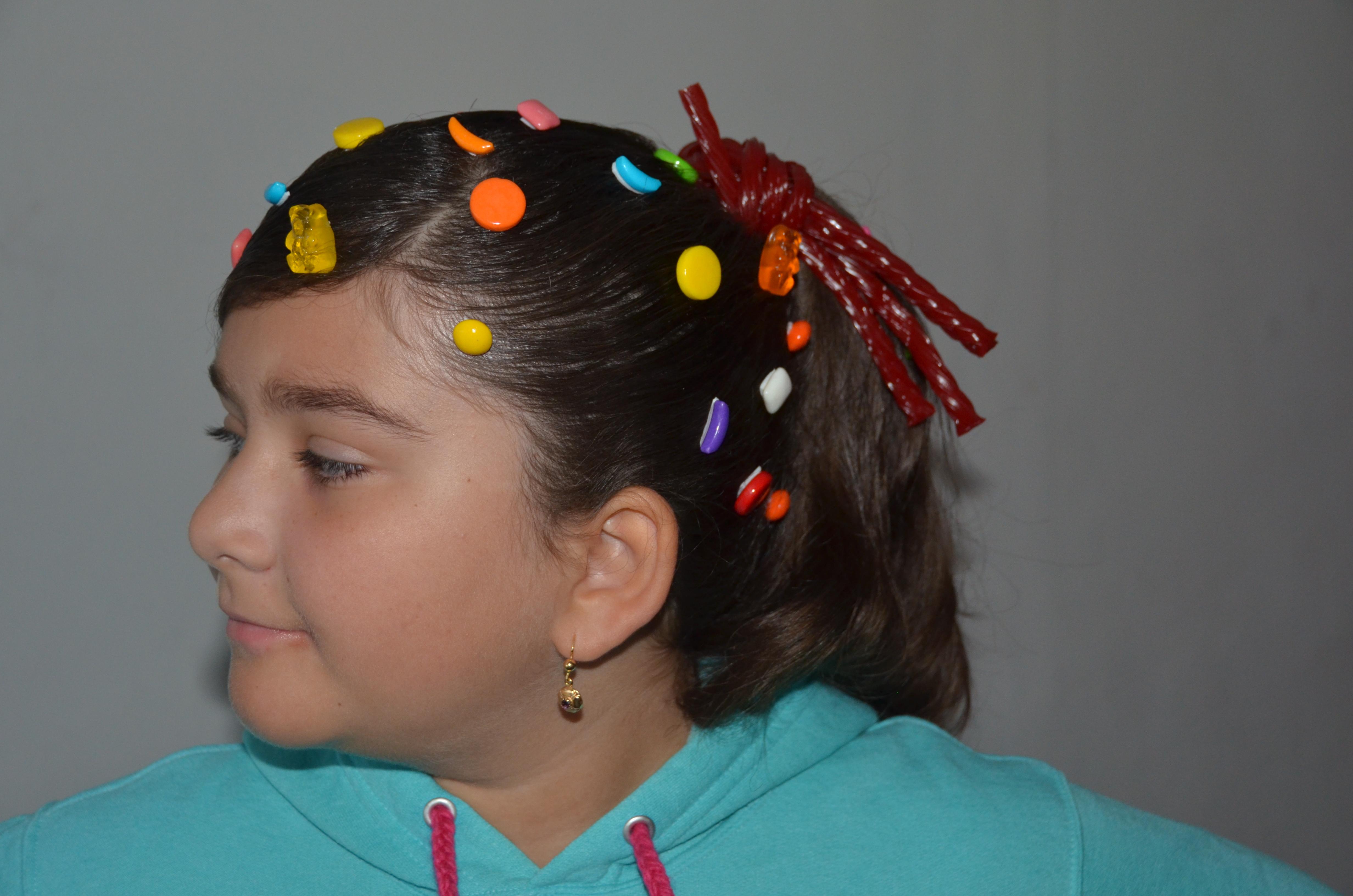 Vanellope Hair