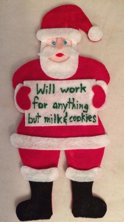 Santa's Sentiments