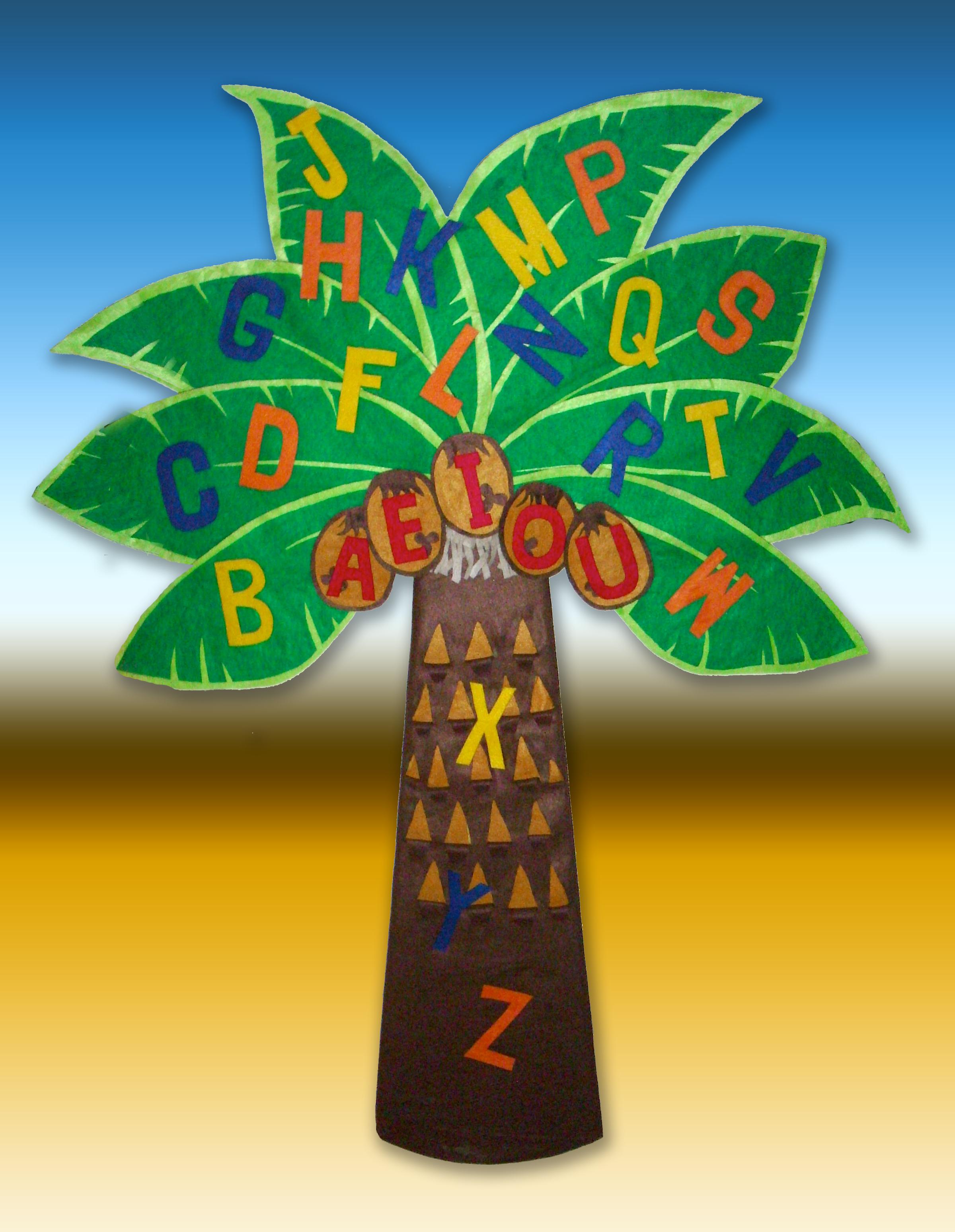 Chica Chica boom Boom Tree