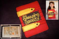 Old World Style Sleeping Beaty Story