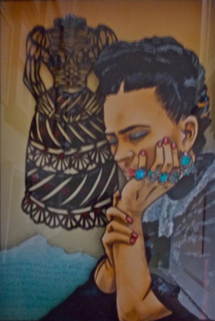 Frida Pensando