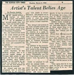 The Kansas City Times 1968