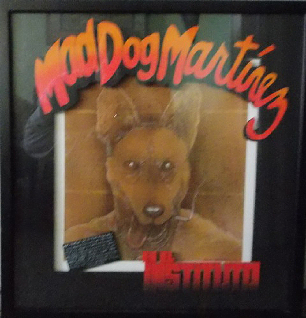 Mad Dog Martinez