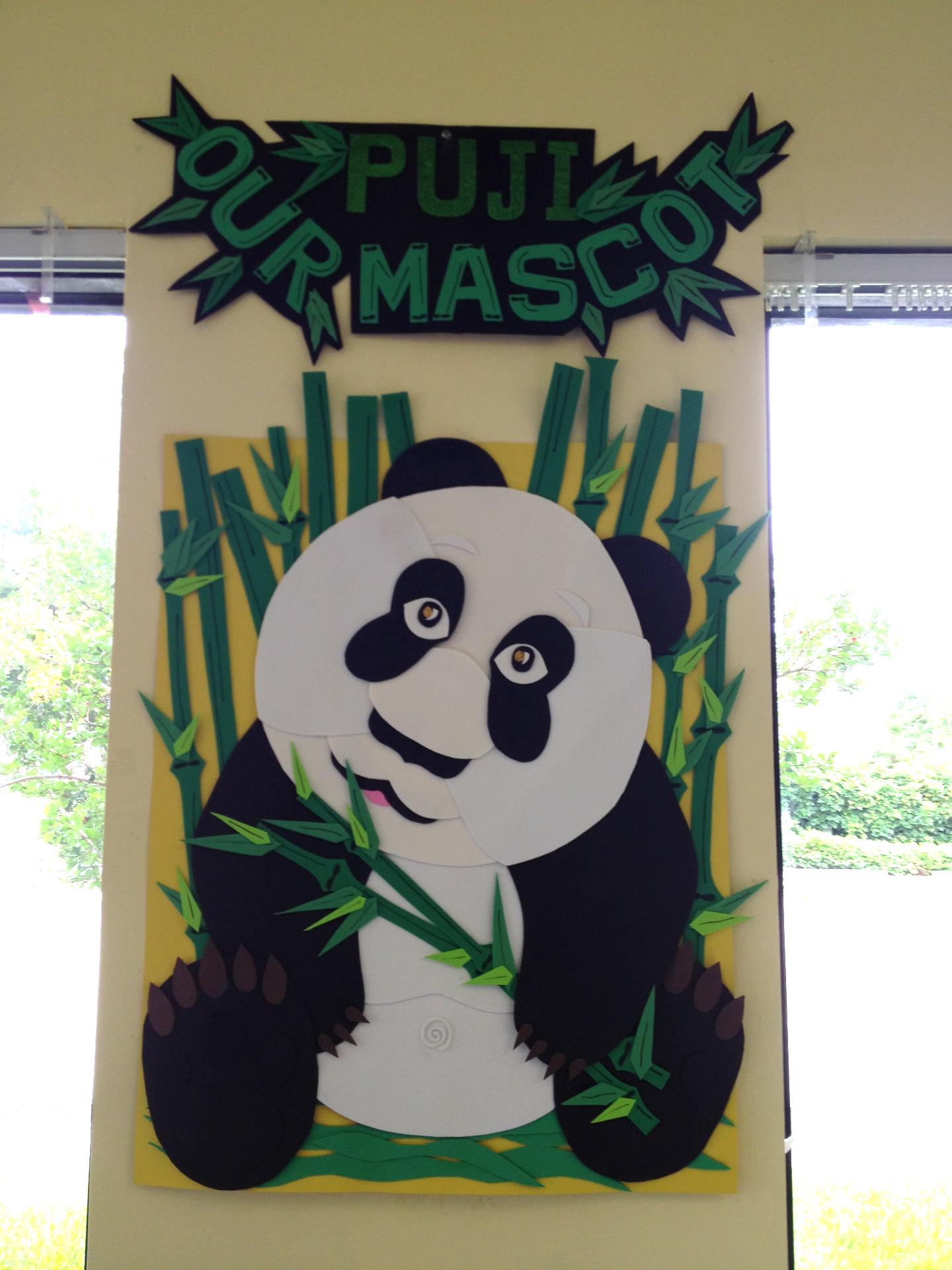 Puji the Panda