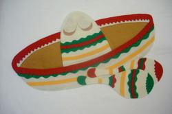 Sombreor y Maracas