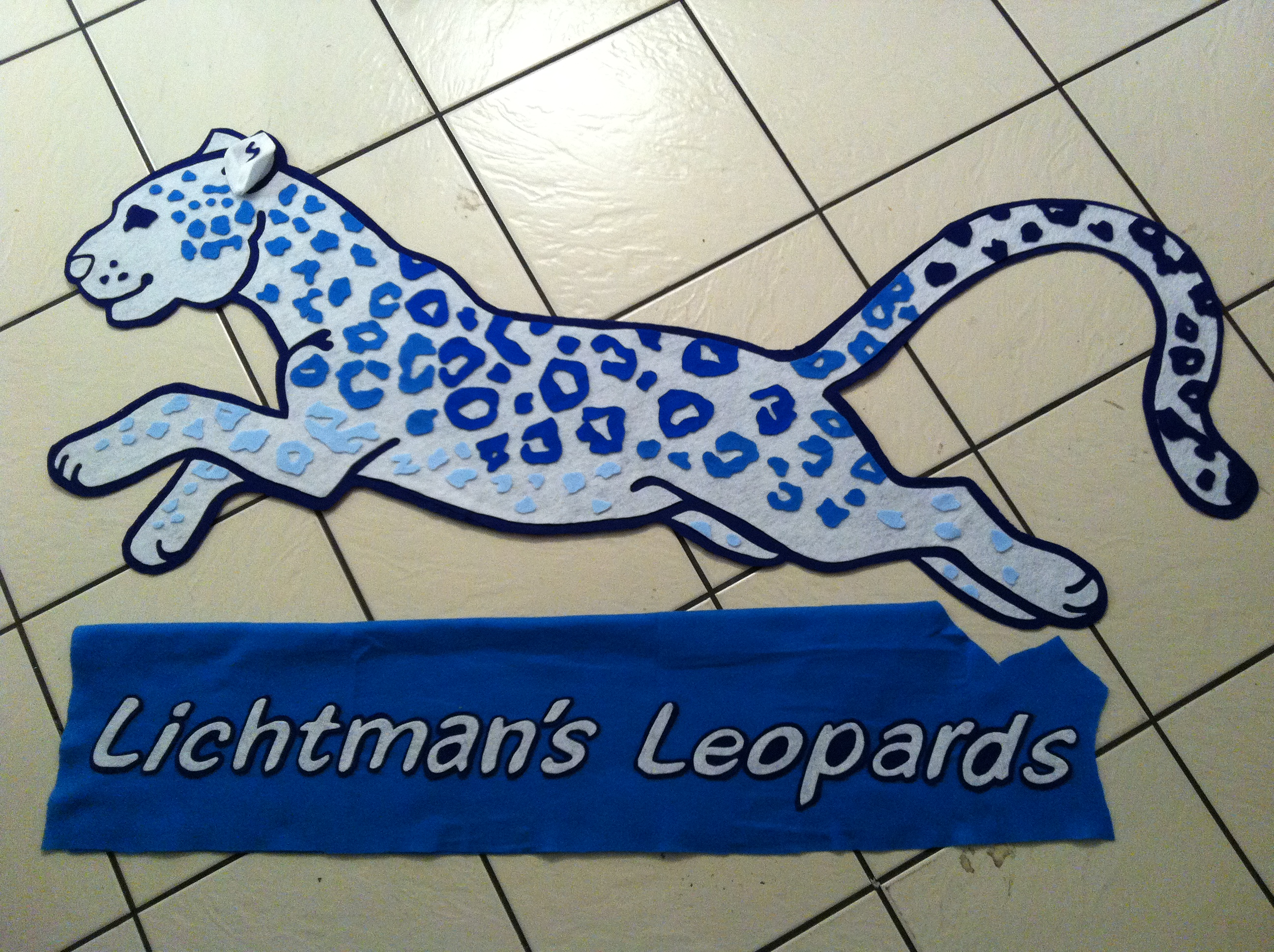 Lichtman's Leopards