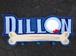 Dillion, Beloved Pet