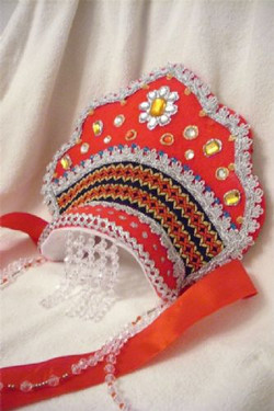Russian Head Dress