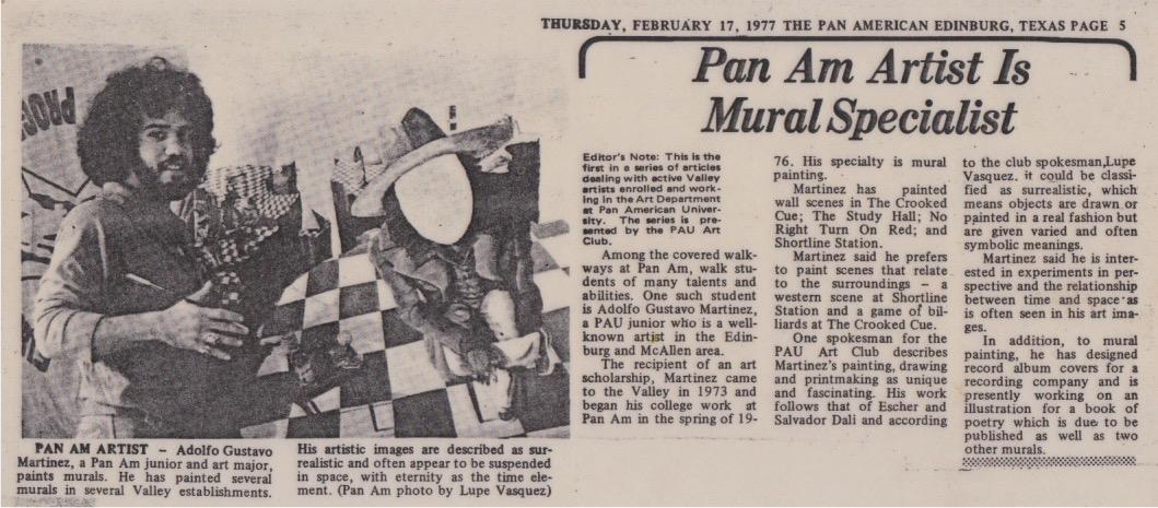 The Pan American 1977