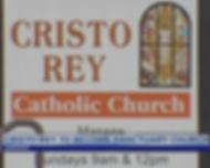 Cristo_Rey_to_become_sanctuary_church si