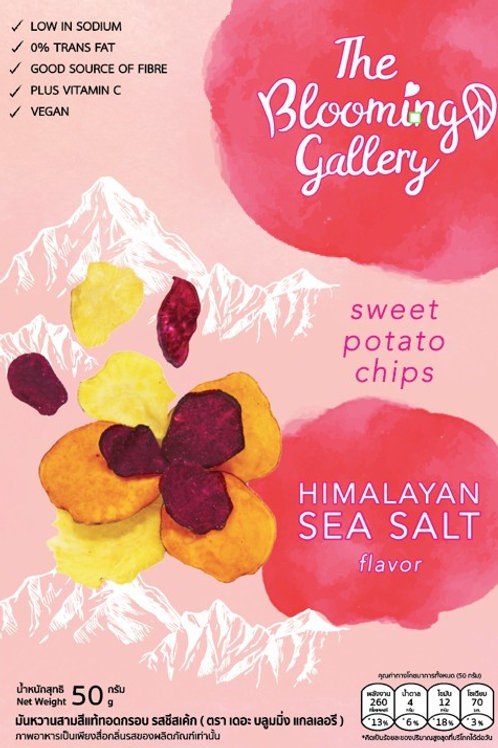 The Blooming Gallery Chips - Himalayan sea salt