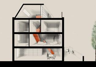 Residential Development, London.
