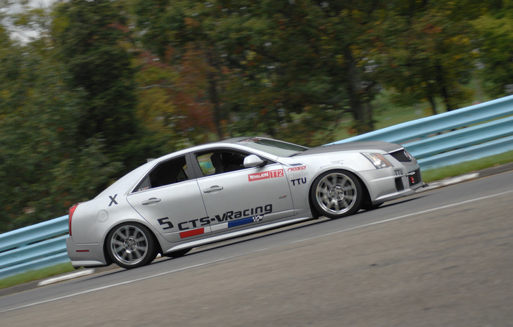 Cadillac Challenge: East Coast @ Watkins Glen (9-30-12)