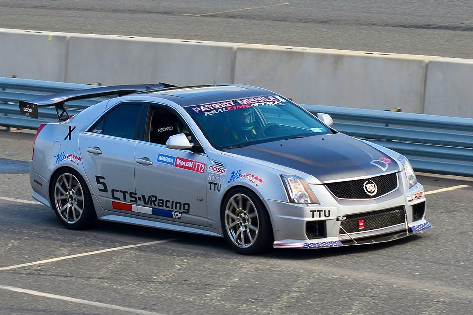 CTS-V Racing at New Jersey Motorsports Park w/NARRA (6-8-2013)