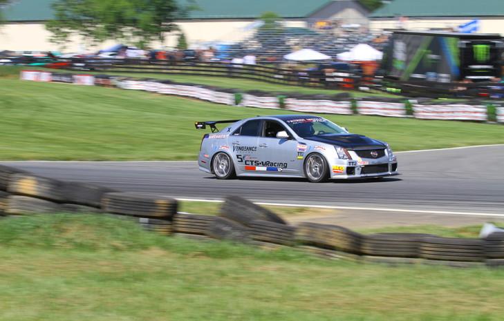 CTS-V Racing at HyperFest @ VIR (6-7-2014)CTS-V Racing at HyperFest @ VIR (6-7-2014)