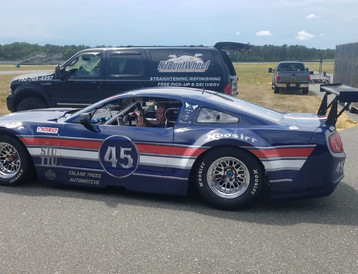 The Stang at NJMP (6-20-2020)