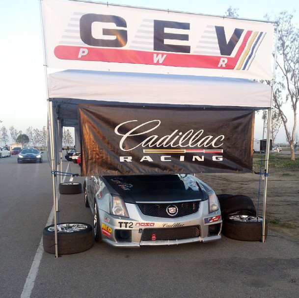 CTS-V Racing & GevPwr at Cadillac Challenge: Round 2 at Buttonwillow (3-8-2015)
