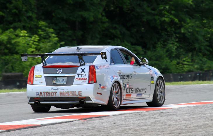 CTS-V Racing at HyperFest @ VIR (6-7-2014)