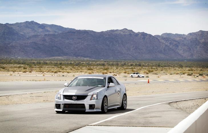 Cadillac Challenge: Round 2 at Chuckwalla Raceway (4-24-12)