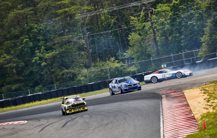 """Competition on track at NJMP with NASA NE """"June Jam"""" (June 5-7, 2105)"""