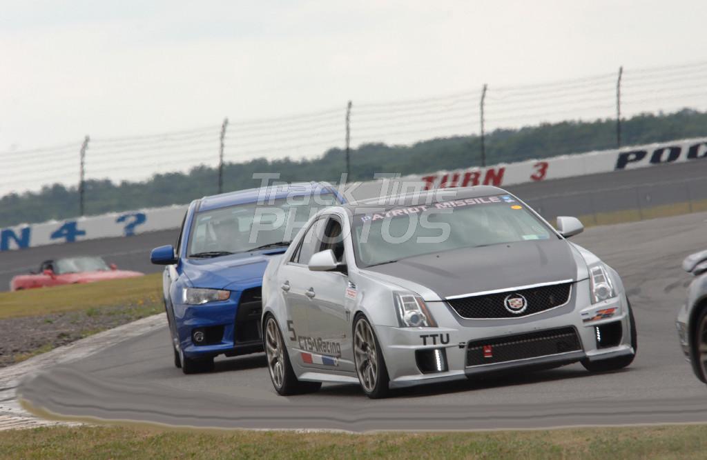 Pocono Raceway (7-14-12)