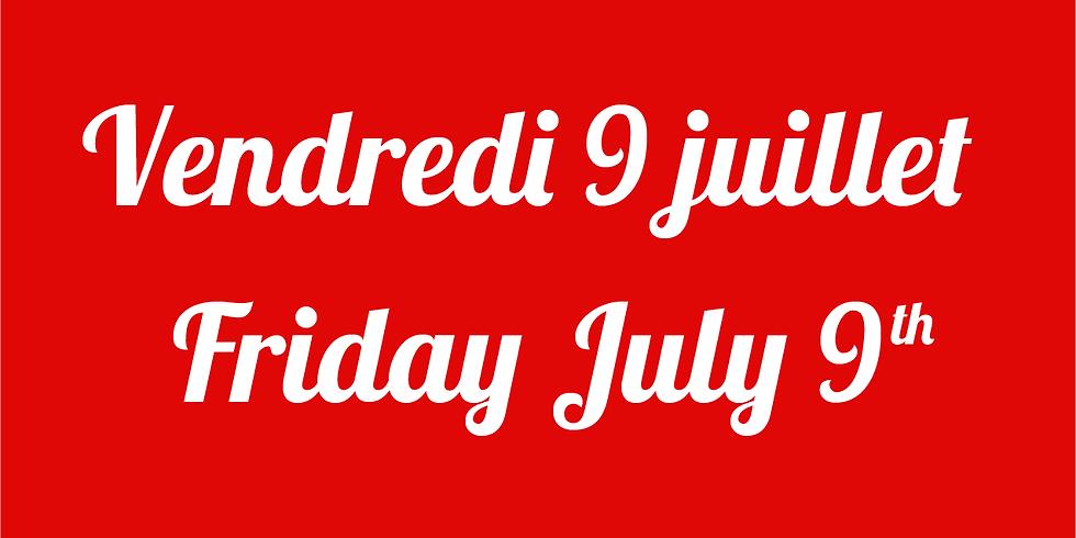 Boite au homard Vendredi / Friday Lobster Box