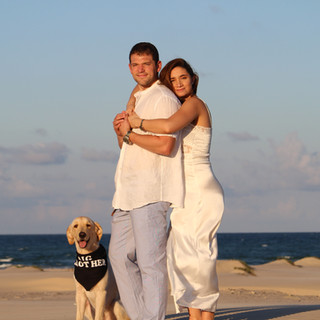 Couples Maternity Photoshoot, at SPI Sand Dunes, Texas