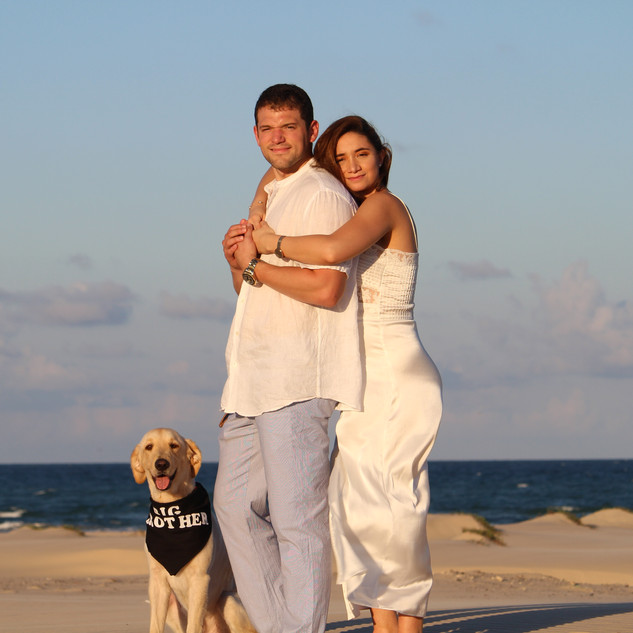 Couples Maternity Photoshoot, at SPI Sand Dunes, Texas