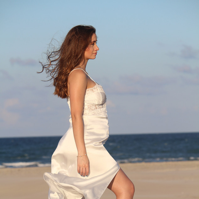 South Padre Island, TX, Maternity Photoshoot