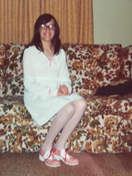 Me, 40+ years ago!
