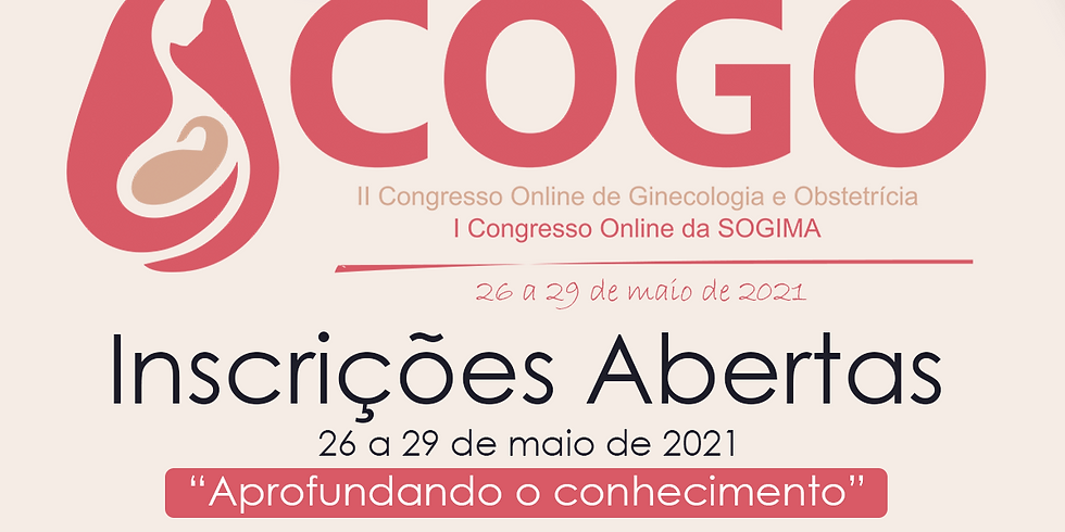 I Congresso Online da SOGIMA