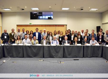 Assembleia Geral Ordinária reuniu 25 Federadas e tomou decisões importantes. Confira as mai