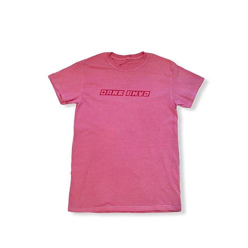 Pink Powderpuff tee