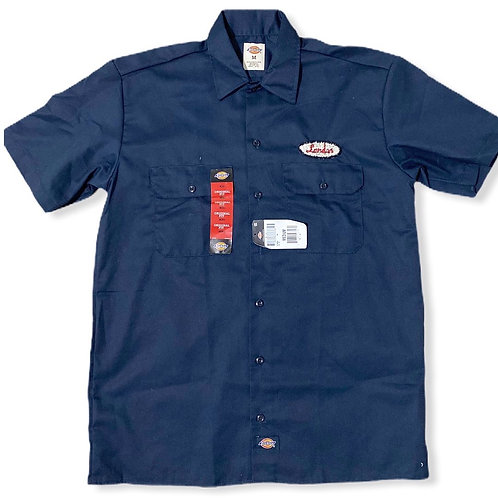 Hand-Stitched  Work Shirt