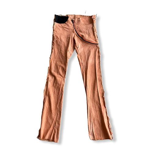 Burnout jeans