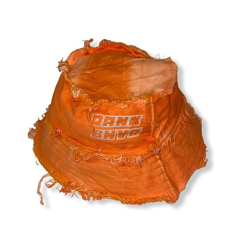 Orange Behavior Bucket