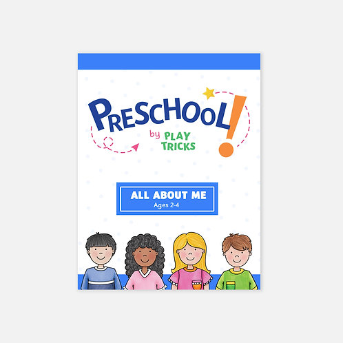 Preschool- All About Me