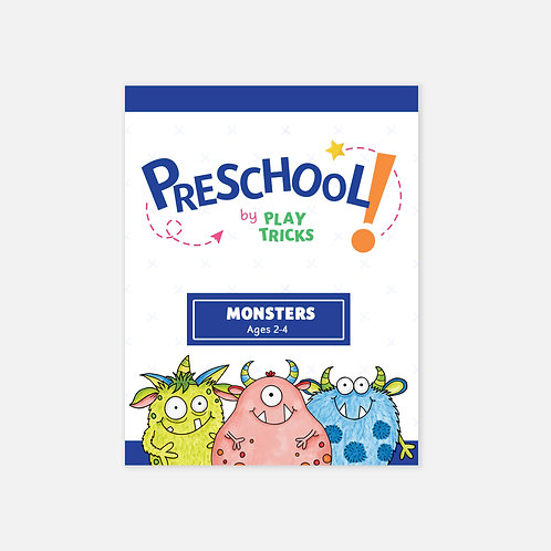 "Preschool- ""Monsters"""