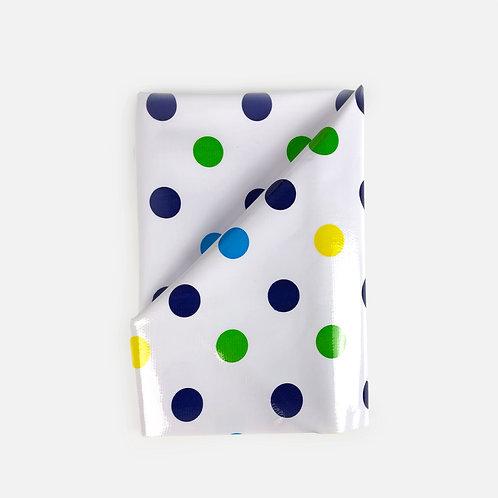 Messy Mat- Blue Confetti