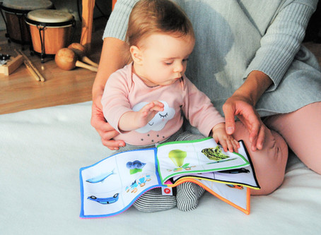 Toddler Language: Turn Questions to Statements