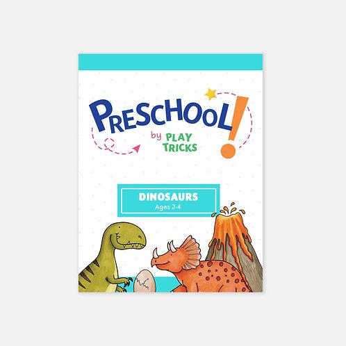 """Preschool- """"Dinosaurs"""""""