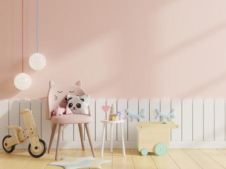 Cómo decorar una recámara para bebés