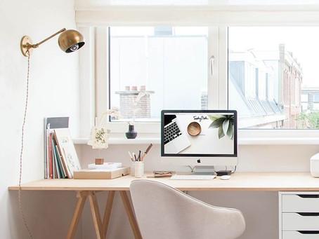 ¿Cómo decorar tu estudio en casa?
