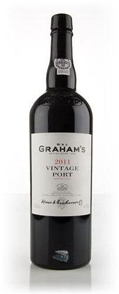 Graham's 2011 Vintage Port