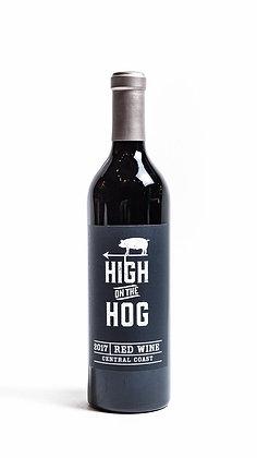 2017 High on the Hog Central Coast Red Blend