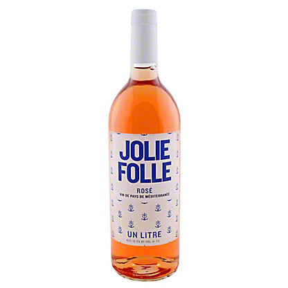 2018 Jolie Folle Rose (1 liter)