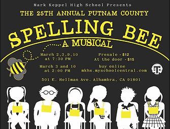 Putnam County Spelling Bee Production.jp